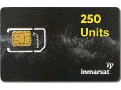 SatPhone Credit - 250 Units (180 days validity)