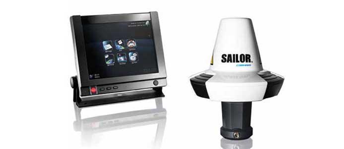 SAILOR® 6110 mini-C GMDSS